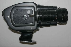 Caméra ancienne Beaulieu 4008 pour pièces avec objectif Schneider Kreuznach