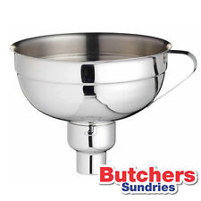 Stainless Steel Adjustable Jam Funnel Perfect for Jams / Oils / Preserves / Pies
