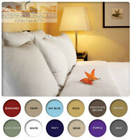 Christopher Adams Egyptian Comfort 1800 Series Bed Sheet Set 4 Sizes 12 Colors
