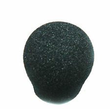 Sennheiser MD46 408 WindTech replacement Black Foam 1 3/8 Windscreen 300 5070-3