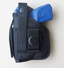 Gun Holster Hip Belt for RUGER SR9C & SR40C with UNDERBARREL LASER