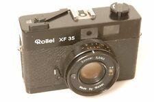 ROLLEI ROLLEIFLEX RANGEFINDER XF 35,XF35 W/40MM 2.3 SONNAR.EXC++!