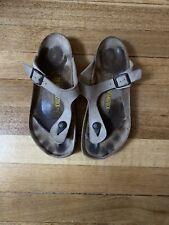 Vintage Birkenstock Sandals Size 39