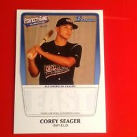 2011 Corey Seager Bowman Aflac Perfect Game