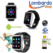 Smart Android Watch Donna Bluetooth Man Fitness Sport