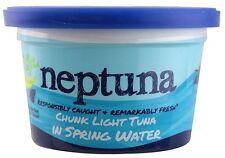 Neptuna Tuna in Spring Water Costa Rica 12 pack Prepper/Survivalist