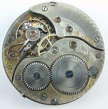 Regina Watch Co. Pocket Watch Movement - Parts / Repair