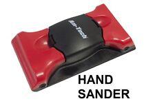 Hand Sander Bonded Foam Pad Wood Woodwork DIY Sanding Sand Paper
