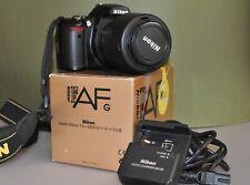 Nikon D40 6.1Mp  Solo corpo, ottime condizioni 13.310 scatti.
