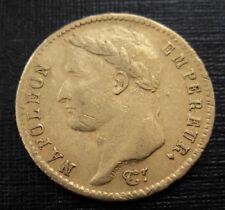 Monedas de oro Napoleón (Francia)