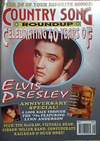 Revista Country Song Roundup - Elvis Presley