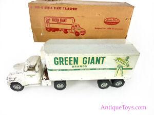 Tonka Green Giant Truck with Box