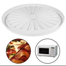 NEW set 2 Microwave Pizza Baker bread baking Tray  Tray For Pizza Pastry