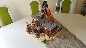 BlueBrixx Special 103253 Western Goldmine - 2898 Teile - Kompatibel zu Lego