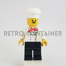 LEGO Minifigures - 1x chef007 - Chef - Vintage Omino Minifig Set 6411  852697