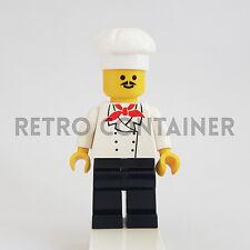 LEGO Minifigures - 1x chef007 - Chef - Vintage Omino Minifig Set 6411  852697