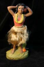 VINTAGE NAPCO ALOHA HAWAII HAWAIIAN HULA GIRL BOBBLE HODDER DANCER S1231 FIGURE