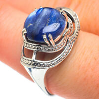 Kyanite 925 Sterling Silver Ring Size 9.5 Ana Co Jewelry R61986F