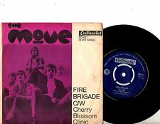 MOVE 7 PS Fire Brigade SOUTH AFRICA PD 9311 TOP RARE South African NICE COVER 45