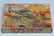Cobra Command Nintendo Famicom JPN Japan DECO Data East