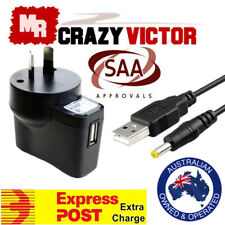 Wall Charger Power Adapter for GARMIN GPS Radio RINO 520, 520HCX 530, 530 HCX