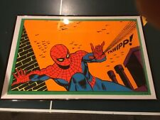 Spider-Man Third Eye Poster Rare 1971