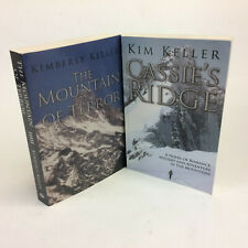 Cassie's Ridge & The Mountain of Terror by Kimberly Keller Signed 1st Edition