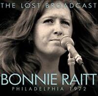 BONNIE RAITT - THE LOST BROADCAST [CD]