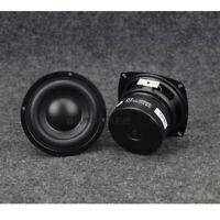"Subwoofer 4"" inch 4Ω 8Ω Bass Loudspeaker 25W-40W For 2.1 Two-way Speaker Audio"