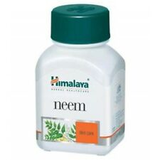 Neem Pure Herbs Nimba Azadirac Tablets for Skin Controls Acne Herbal