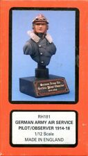 Reheat Models 1:12 German Army Air Service Pilot Observer 1914-18 Bust #RH181