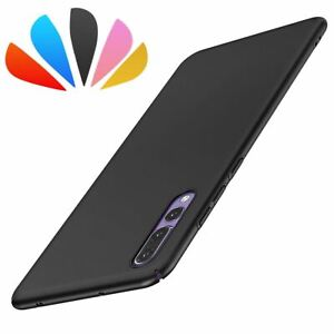 Case For Huawei P20 Pro P10 P Smart Luxury Protective Slim Thin Hard Back Cover
