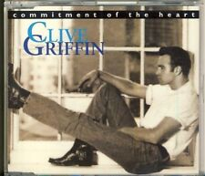 CLIVE GRIFFIN - commitment of the heart   3 trk MAXI CD 1994