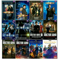 .. Doctor Who: Complete Series Seasons 1-12 DVD Set Free Shipping New Sealed