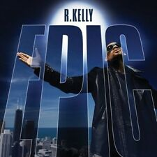 R. KELLY (ROBERT KELLY) - EPIC NEW CD