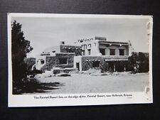Painted Desert Inn near Holbrook, Arizona 1, EKC RPPC Postcard