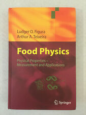 Food Physics: Physical Properties by Figura & Teixeira Hardcover Textbook