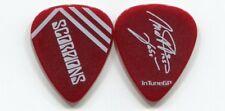 SCORPIONS 2013 Sting Tour Guitar Pick!!! MATTHIAS JABS custom concert stage Pick