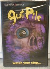 Gut Pile (DVD, 2004) RARE HORROR BRAND NEW