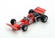 """March 711 #22 S.Barber """"Dutch GP"""" 1971 (Spark 1:43 / S5361)"""