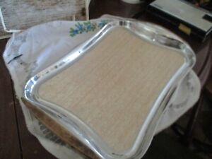 Vintage Picquot Ware tray – Great Condition – Retro! –