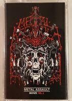 Metal Assault Mixtape Vol. 2 Cassette Metal Assault Records - MAR004