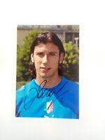 Hochglanzfoto, Zaccardo signiert, AC Mailand, Italien, Milan, Fußball Autogramm
