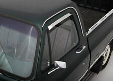 Ventshade Deflector - 2Pc Stainless 1973-1979 Ford F-Series Pickup AVS 12064