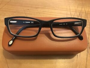 Fossil Prescription Eyeglass Frames