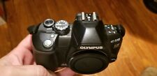 Olympus E-510 10 MP Digital Camera 14-42mm+40-150mm Lens+ FL-40 Flash