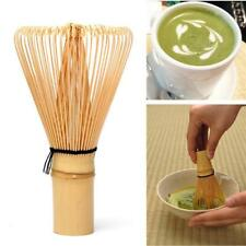 Ceremony Bamboo Chasen Powder Whisk Green Tea Preparing Matcha Brush Useful Tool