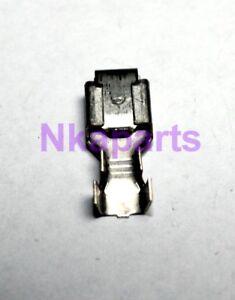 5x female 59 Terminals crimp suit H4 gts main plug  H4 headlight 12 gauge