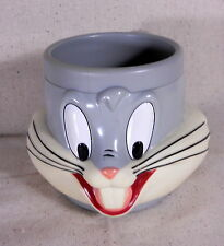 Bugs Bunny Collectible Mug or Cup, Heavy Plastic 1992 Cartoon Character
