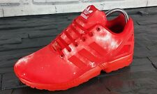 "BNWB & Ltd Edition, Adidas Originals ZX FLUX ""Space Sinner"" Trainers UK Size 10"